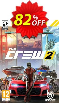 The Crew 2 Deluxe Edition PC Coupon discount The Crew 2 Deluxe Edition PC Deal - The Crew 2 Deluxe Edition PC Exclusive offer for iVoicesoft