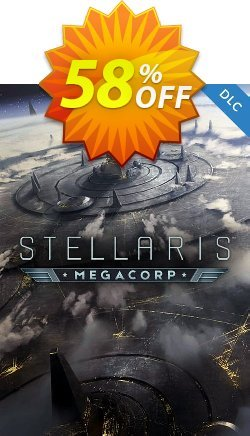 Stellaris PC MegaCorp DLC Coupon discount Stellaris PC MegaCorp DLC Deal - Stellaris PC MegaCorp DLC Exclusive offer for iVoicesoft