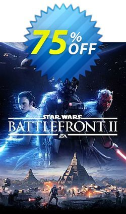 Star Wars Battlefront II 2 PC Coupon discount Star Wars Battlefront II 2 PC Deal - Star Wars Battlefront II 2 PC Exclusive offer for iVoicesoft