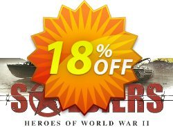 Soldiers Heroes of World War II PC Coupon discount Soldiers Heroes of World War II PC Deal. Promotion: Soldiers Heroes of World War II PC Exclusive offer for iVoicesoft