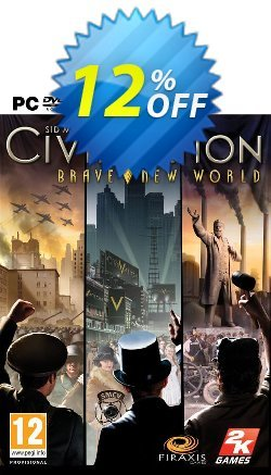 Sid Meier's Civilization V 5: Brave New World Expansion Pack - PC  Coupon discount Sid Meier's Civilization V 5: Brave New World Expansion Pack (PC) Deal - Sid Meier's Civilization V 5: Brave New World Expansion Pack (PC) Exclusive offer for iVoicesoft