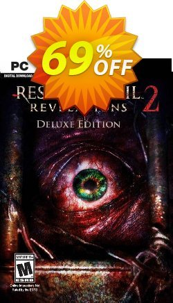 Resident Evil Revelations 2: Deluxe Edition PC Coupon discount Resident Evil Revelations 2: Deluxe Edition PC Deal - Resident Evil Revelations 2: Deluxe Edition PC Exclusive offer for iVoicesoft