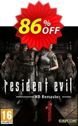 Resident Evil HD Remaster PC Coupon discount Resident Evil HD Remaster PC Deal - Resident Evil HD Remaster PC Exclusive offer for iVoicesoft