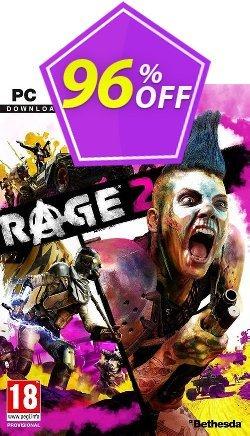 Rage 2 PC - AUS/NZ  Coupon discount Rage 2 PC (AUS/NZ) Deal - Rage 2 PC (AUS/NZ) Exclusive offer for iVoicesoft