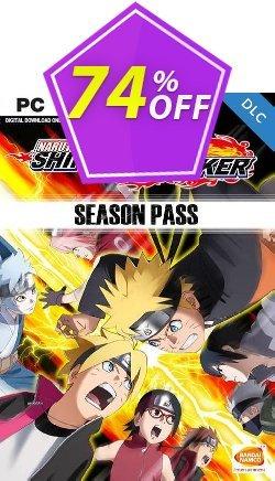 Naruto To Boruto Shinobi Striker - Season Pass PC Coupon discount Naruto To Boruto Shinobi Striker - Season Pass PC Deal - Naruto To Boruto Shinobi Striker - Season Pass PC Exclusive offer for iVoicesoft