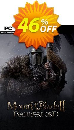 Mount & Blade II 2: Bannerlord PC Coupon discount Mount & Blade II 2: Bannerlord PC Deal - Mount & Blade II 2: Bannerlord PC Exclusive offer for iVoicesoft