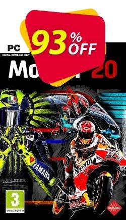 MotoGP 20 PC Coupon discount MotoGP 20 PC Deal - MotoGP 20 PC Exclusive offer for iVoicesoft