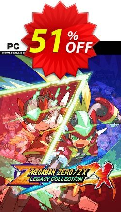 Mega Man Zero/ZX Legacy Collection PC + DLC Coupon discount Mega Man Zero/ZX Legacy Collection PC + DLC Deal - Mega Man Zero/ZX Legacy Collection PC + DLC Exclusive offer for iVoicesoft