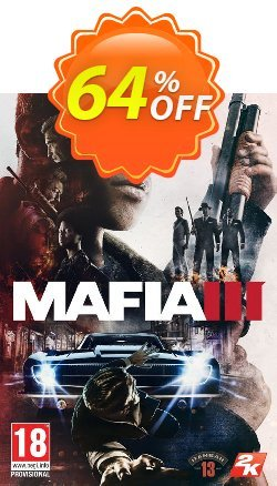 Mafia III 3 PC Coupon discount Mafia III 3 PC Deal - Mafia III 3 PC Exclusive offer for iVoicesoft