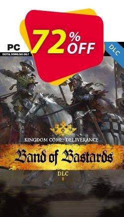 Kingdom Come Deliverance PC – Band of Bastards DLC Coupon discount Kingdom Come Deliverance PC – Band of Bastards DLC Deal - Kingdom Come Deliverance PC – Band of Bastards DLC Exclusive offer for iVoicesoft
