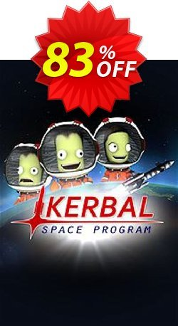 Kerbal Space Program PC Coupon, discount Kerbal Space Program PC Deal. Promotion: Kerbal Space Program PC Exclusive offer for iVoicesoft