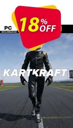 KartKraft PC Coupon discount KartKraft PC Deal - KartKraft PC Exclusive offer for iVoicesoft