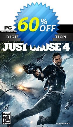 Just Cause 4 Deluxe Edition PC + DLC Coupon discount Just Cause 4 Deluxe Edition PC + DLC Deal - Just Cause 4 Deluxe Edition PC + DLC Exclusive offer for iVoicesoft