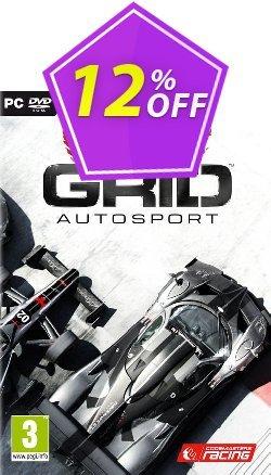 GRID: Autosport PC Coupon discount GRID: Autosport PC Deal - GRID: Autosport PC Exclusive offer for iVoicesoft