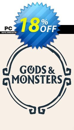 Gods & Monsters PC Coupon discount Gods & Monsters PC Deal - Gods & Monsters PC Exclusive offer for iVoicesoft
