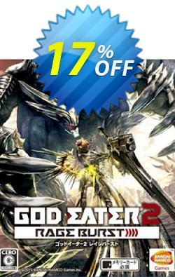 God Eater 2 Rage Burst PC Coupon discount God Eater 2 Rage Burst PC Deal - God Eater 2 Rage Burst PC Exclusive offer for iVoicesoft