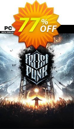 Frostpunk PC - EU  Coupon discount Frostpunk PC (EU) Deal - Frostpunk PC (EU) Exclusive offer for iVoicesoft