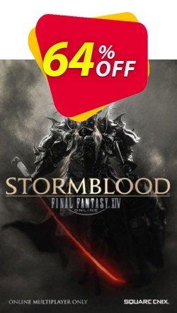 Final Fantasy XIV 14 Stormblood PC Coupon discount Final Fantasy XIV 14 Stormblood PC Deal - Final Fantasy XIV 14 Stormblood PC Exclusive offer for iVoicesoft