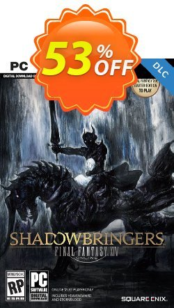 Final Fantasy XIV 14 Shadowbringers PC Coupon discount Final Fantasy XIV 14 Shadowbringers PC Deal - Final Fantasy XIV 14 Shadowbringers PC Exclusive offer for iVoicesoft