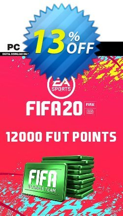 FIFA 20 Ultimate Team - 12000 FIFA Points PC Coupon discount FIFA 20 Ultimate Team - 12000 FIFA Points PC Deal - FIFA 20 Ultimate Team - 12000 FIFA Points PC Exclusive offer for iVoicesoft