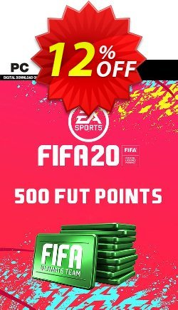 FIFA 20 Ultimate Team - 500 FIFA Points PC Coupon discount FIFA 20 Ultimate Team - 500 FIFA Points PC Deal - FIFA 20 Ultimate Team - 500 FIFA Points PC Exclusive offer for iVoicesoft