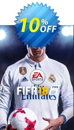 Fifa 18 PC Coupon discount Fifa 18 PC Deal - Fifa 18 PC Exclusive offer for iVoicesoft