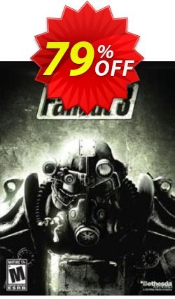 Fallout 3 PC Coupon discount Fallout 3 PC Deal - Fallout 3 PC Exclusive offer for iVoicesoft