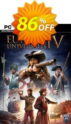Europa Universalis IV 4 PC Coupon discount Europa Universalis IV 4 PC Deal - Europa Universalis IV 4 PC Exclusive offer for iVoicesoft