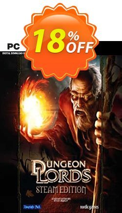 Dungeon Lords Steam Edition PC Coupon discount Dungeon Lords Steam Edition PC Deal. Promotion: Dungeon Lords Steam Edition PC Exclusive offer for iVoicesoft