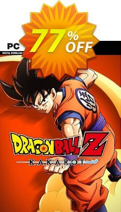 Dragon Ball Z: Kakarot PC Coupon discount Dragon Ball Z: Kakarot PC Deal - Dragon Ball Z: Kakarot PC Exclusive offer for iVoicesoft
