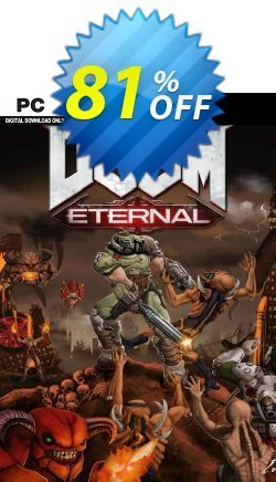 DOOM Eternal PC Coupon discount DOOM Eternal PC Deal - DOOM Eternal PC Exclusive offer for iVoicesoft