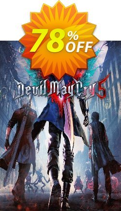 Devil May Cry 5 PC Coupon discount Devil May Cry 5 PC Deal - Devil May Cry 5 PC Exclusive offer for iVoicesoft