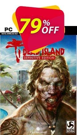 Dead Island Definitive Edition PC Coupon discount Dead Island Definitive Edition PC Deal - Dead Island Definitive Edition PC Exclusive offer for iVoicesoft