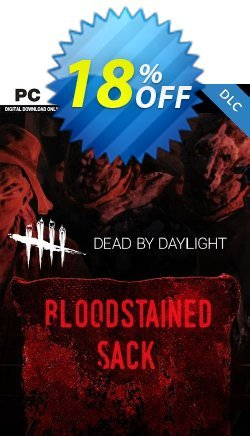 Dead by Daylight PC - The Bloodstained Sack DLC Coupon discount Dead by Daylight PC - The Bloodstained Sack DLC Deal - Dead by Daylight PC - The Bloodstained Sack DLC Exclusive offer for iVoicesoft