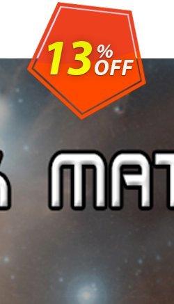 Dark Matter PC Coupon discount Dark Matter PC Deal - Dark Matter PC Exclusive offer for iVoicesoft