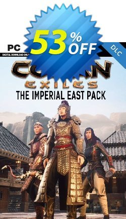 Conan Exiles PC - The Imperial East Pack DLC Coupon discount Conan Exiles PC - The Imperial East Pack DLC Deal - Conan Exiles PC - The Imperial East Pack DLC Exclusive offer for iVoicesoft
