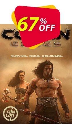 Conan Exiles PC Coupon discount Conan Exiles PC Deal - Conan Exiles PC Exclusive offer for iVoicesoft