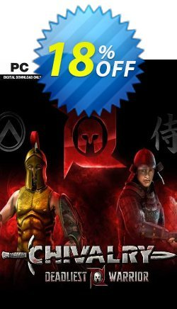 Chivalry Deadliest Warrior PC Coupon discount Chivalry Deadliest Warrior PC Deal - Chivalry Deadliest Warrior PC Exclusive offer for iVoicesoft