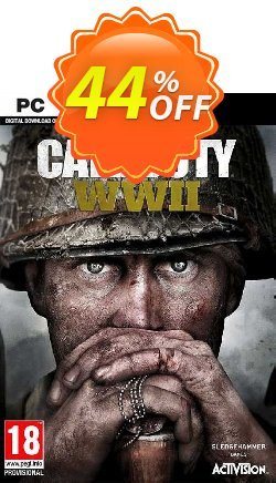 Call of Duty - COD WWII/2 PC - EU  Coupon discount Call of Duty (COD) WWII/2 PC (EU) Deal - Call of Duty (COD) WWII/2 PC (EU) Exclusive offer for iVoicesoft