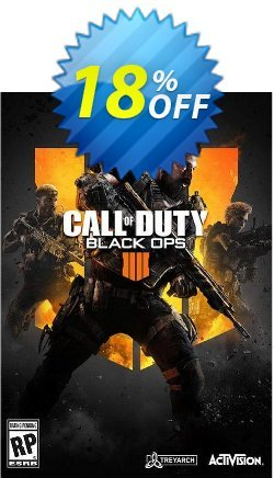 Call of Duty - COD Black Ops 4 PC - US  Coupon discount Call of Duty (COD) Black Ops 4 PC (US) Deal - Call of Duty (COD) Black Ops 4 PC (US) Exclusive offer for iVoicesoft