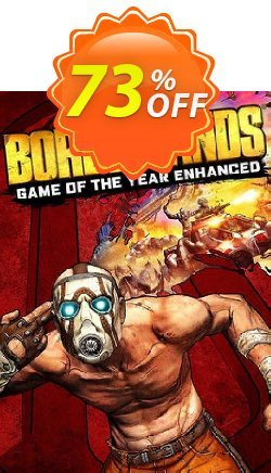 Borderlands Game of the Year Enhanced PC - WW  Coupon discount Borderlands Game of the Year Enhanced PC (WW) Deal - Borderlands Game of the Year Enhanced PC (WW) Exclusive offer for iVoicesoft