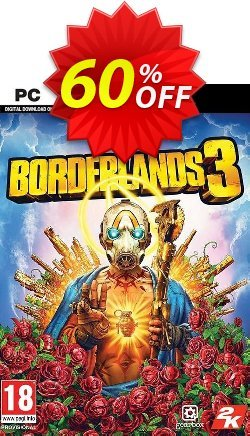 Borderlands 3 PC - Asia  Coupon discount Borderlands 3 PC (Asia) Deal - Borderlands 3 PC (Asia) Exclusive offer for iVoicesoft