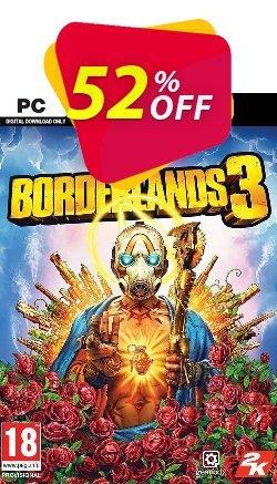 Borderlands 3 PC + DLC - EU  Coupon discount Borderlands 3 PC + DLC (EU) Deal - Borderlands 3 PC + DLC (EU) Exclusive offer for iVoicesoft