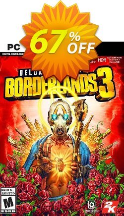 Borderlands 3 Deluxe Edition PC + DLC - EU  Coupon discount Borderlands 3 Deluxe Edition PC + DLC (EU) Deal - Borderlands 3 Deluxe Edition PC + DLC (EU) Exclusive offer for iVoicesoft