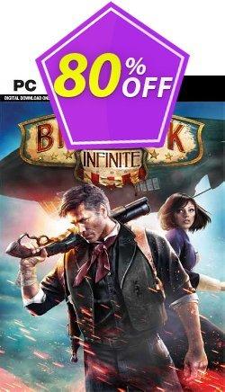 BioShock Infinite - PC  Coupon discount BioShock Infinite (PC) Deal - BioShock Infinite (PC) Exclusive offer for iVoicesoft