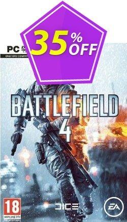 Battlefield 4 PC - EN  Coupon discount Battlefield 4 PC (EN) Deal - Battlefield 4 PC (EN) Exclusive offer for iVoicesoft