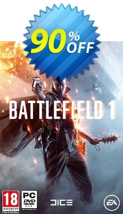 Battlefield 1 PC Coupon discount Battlefield 1 PC Deal - Battlefield 1 PC Exclusive offer for iVoicesoft
