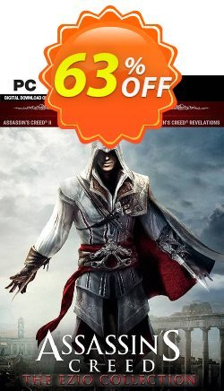 Assassin's Creed The Ezio Collection PC Coupon discount Assassin's Creed The Ezio Collection PC Deal. Promotion: Assassin's Creed The Ezio Collection PC Exclusive offer for iVoicesoft