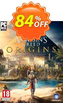 Assassin's Creed: Origins PC Coupon discount Assassin's Creed: Origins PC Deal - Assassin's Creed: Origins PC Exclusive offer for iVoicesoft