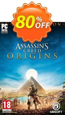 Assassins Creed Origins Deluxe Edition PC + DLC Coupon discount Assassins Creed Origins Deluxe Edition PC + DLC Deal - Assassins Creed Origins Deluxe Edition PC + DLC Exclusive offer for iVoicesoft